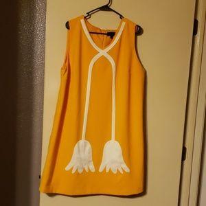Mod shift dress by Victoria Beckham